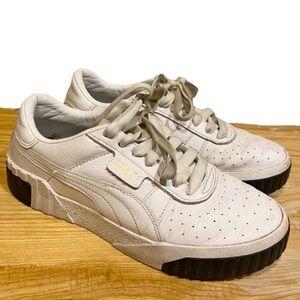 Puma Women's CALI WN's Sneakers White